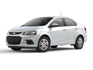 2020 Chevrolet Sonic Sedan Summit White